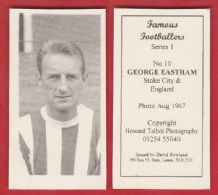 Stoke City George Eastham England 10